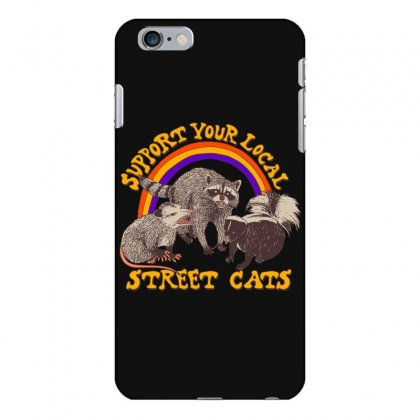 Street Cats Iphone 6 Plus/6s Plus Case Designed By Shadowart