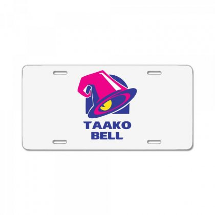 Taako Bell License Plate Designed By Shadowart