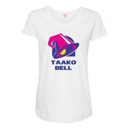Taako Bell Maternity Scoop Neck T-shirt Designed By Shadowart