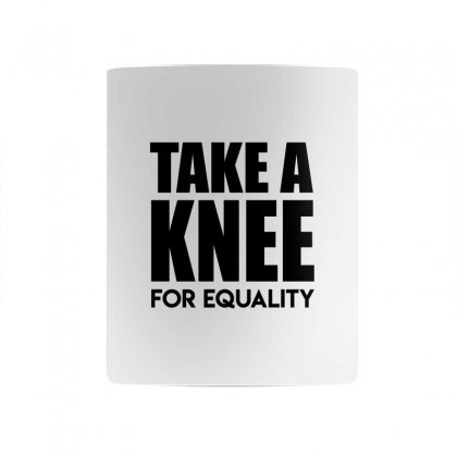 Take A Knee For Equality 1 Mug Designed By Shadowart