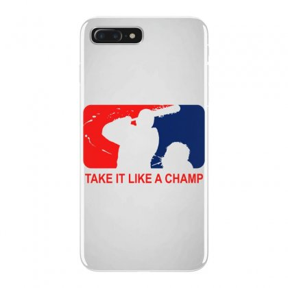 Take It Like Time Iphone 7 Plus Case Designed By Shadowart