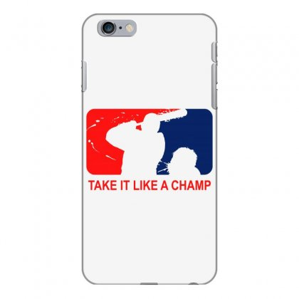 Take It Like Time Iphone 6 Plus/6s Plus Case Designed By Shadowart