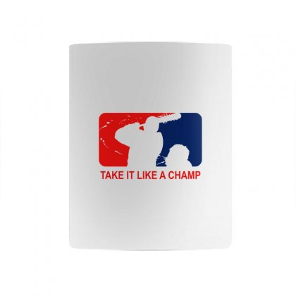 Take It Like Time Mug Designed By Shadowart