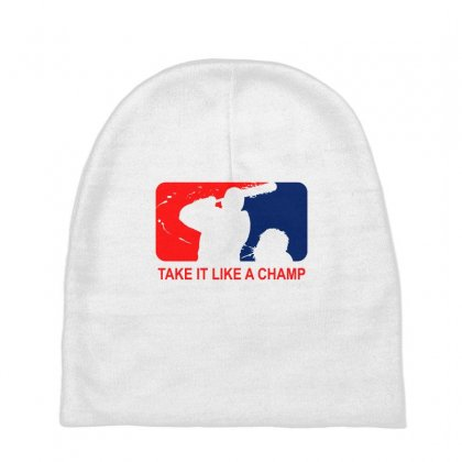 Take It Like Time Baby Beanies Designed By Shadowart