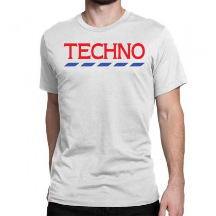 Techno Classic T-shirt Designed By Artdesigntest