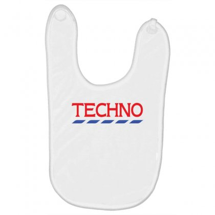 Techno Baby Bibs Designed By Artdesigntest