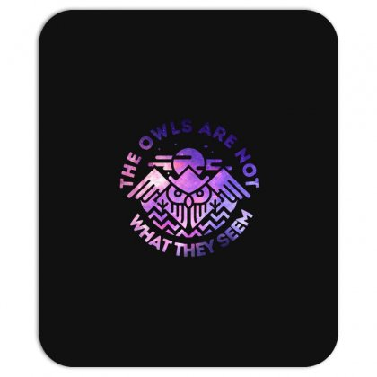 The Owls Are Not What They Seem Mousepad Designed By Artdesigntest
