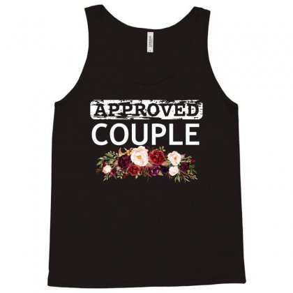 Approved Couple Tank Top Designed By Cogentprint