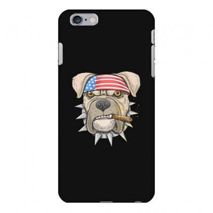 Usa Dog Iphone 6 Plus/6s Plus Case Designed By Disgus_thing