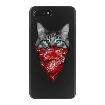 Gangster Cat Iphone 7 Plus Case Designed By Seda