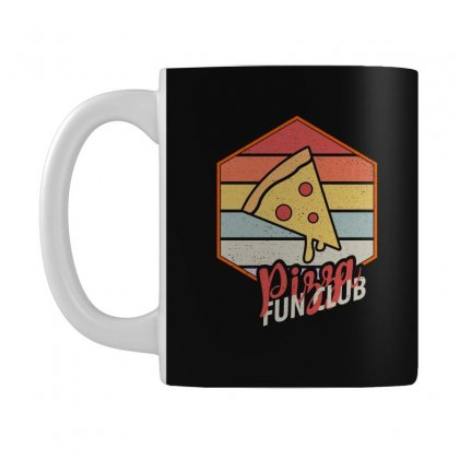 Pizza Fun Club Mug Designed By Seda