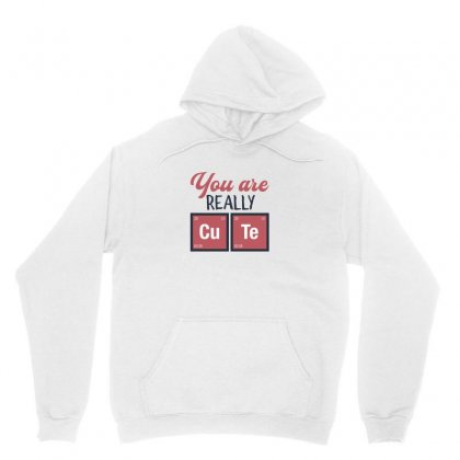 You Are Really Cute For Light Unisex Hoodie Designed By Hasret