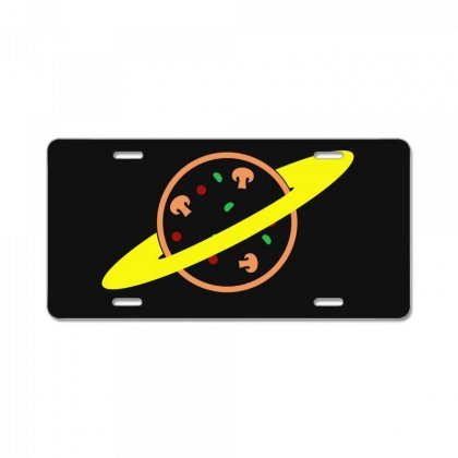 Pizza Planet License Plate Designed By Seda