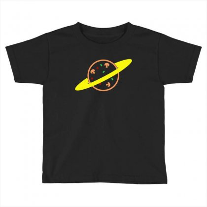 Pizza Planet Toddler T-shirt Designed By Seda