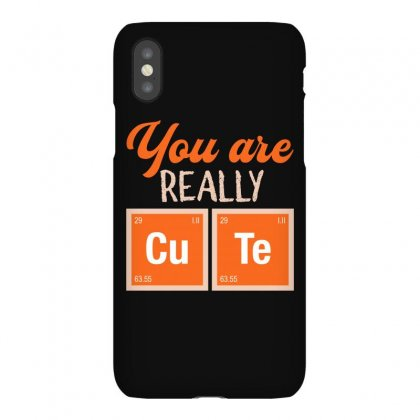 You Are Really Cute For Dark Iphonex Case Designed By Hasret