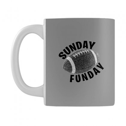 Sunday Funday For Light Mug Designed By Seda