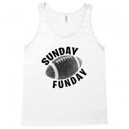 Sunday Funday For Light Tank Top Designed By Seda