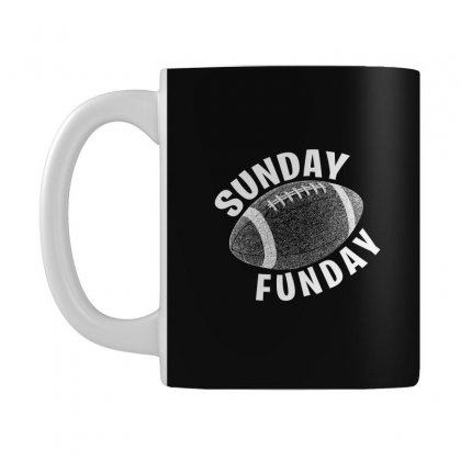 Sunday Funday For Dark Mug Designed By Seda