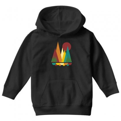 Nature Youth Hoodie Designed By Seda