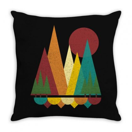 Nature Throw Pillow Designed By Seda