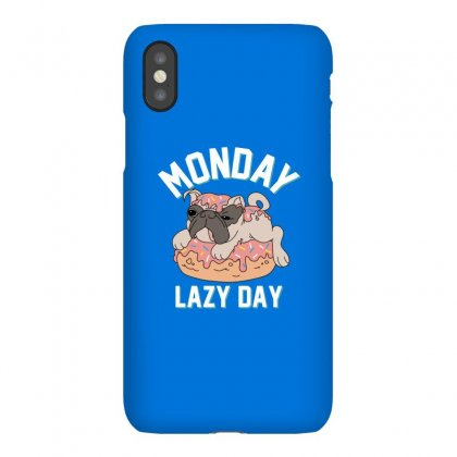 Monday Lazy Day Iphonex Case Designed By Disgus_thing