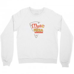 mystic pizza mystic connecticut for light Crewneck Sweatshirt | Artistshot