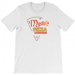 mystic pizza mystic connecticut for light T-Shirt | Artistshot