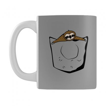 Sloth Pocket Mug Designed By Seda