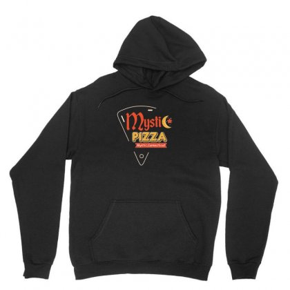 Mystic Pizza Mystic Connecticut For Dark Unisex Hoodie Designed By Hasret