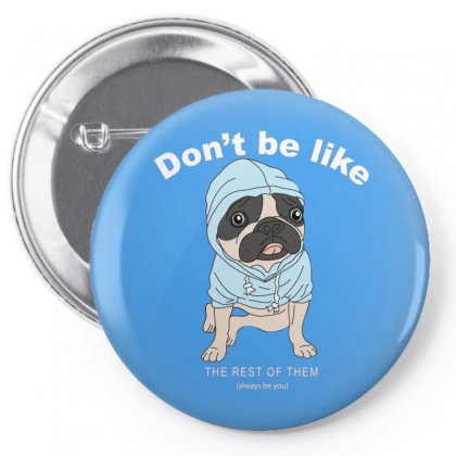 Cute Dog Pin-back Button Designed By Disgus_thing
