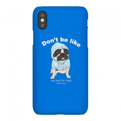 Cute Dog Iphonex Case Designed By Disgus_thing