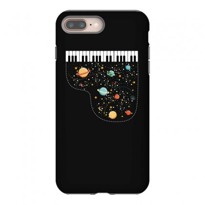 Music In Space For Dark Iphone 8 Plus Case Designed By Hasret