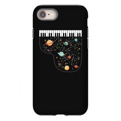 Music In Space For Dark Iphone 8 Case Designed By Hasret