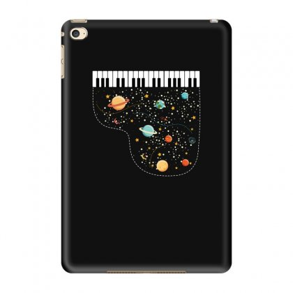Music In Space For Dark Ipad Mini 4 Case Designed By Hasret
