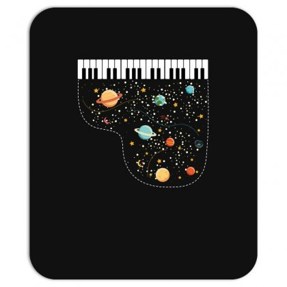 Music In Space For Dark Mousepad Designed By Hasret
