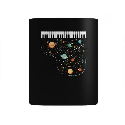 Music In Space For Dark Mug Designed By Hasret