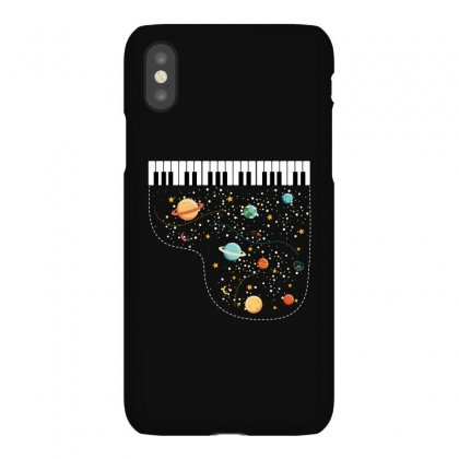Music In Space For Dark Iphonex Case Designed By Hasret
