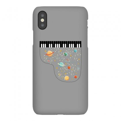 Music In Space For Light Iphonex Case Designed By Hasret