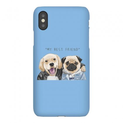 Dog Best Friend Iphonex Case Designed By Disgus_thing