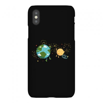 Happy Planets In The Space Iphonex Case Designed By Hasret