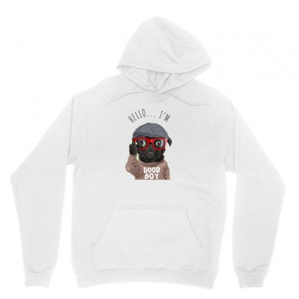 Dog Good Boy Unisex Hoodie Designed By Disgus_thing