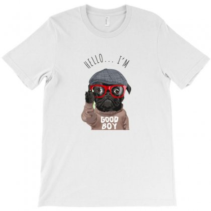Dog Good Boy T-shirt Designed By Disgus_thing