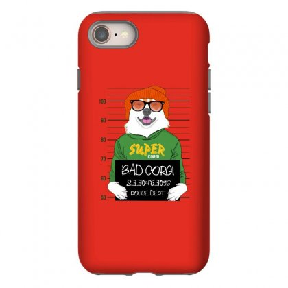 Bad Corg Iphone 8 Case Designed By Disgus_thing