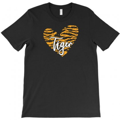 Tiger T-shirt Designed By Gurkan