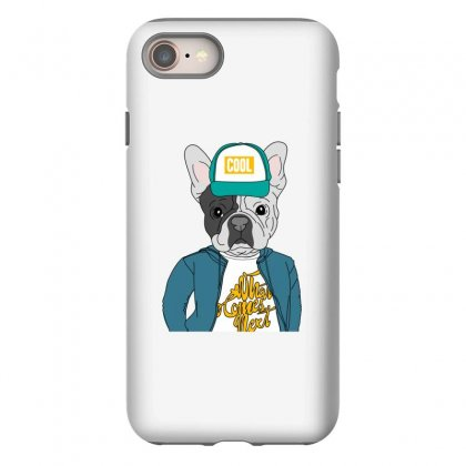 Cool Dog Iphone 8 Case Designed By Disgus_thing