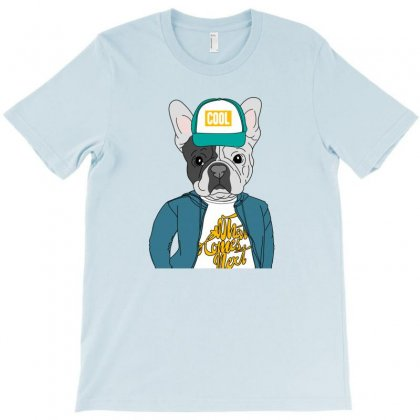Cool Dog T-shirt Designed By Disgus_thing