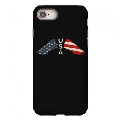 Usa Iphone 8 Case Designed By Gurkan