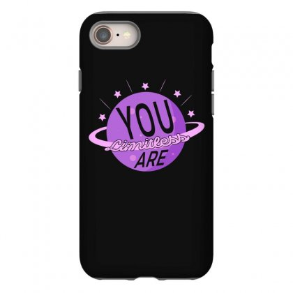 You Are Limitless Iphone 8 Case Designed By Gurkan