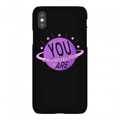 You Are Limitless Iphonex Case Designed By Gurkan