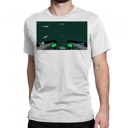 Seamoth Classic T-shirt Designed By Badprisoner05